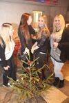 Weihnachtsbaum gegen Vodka