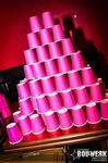 PINK CUP PARTY by GINA LISA!