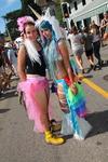 Streetparade - zurich is unique