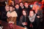 FH Punsch Clubbing vor der Orange Bar