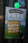 Ben & Jerry's Free Cone Day 13844759