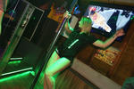 Ex-Pornostar Party mit den Dance Angels