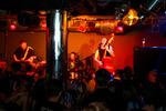 Rockabilly Mafia im GEI Musikclub, Timelkam