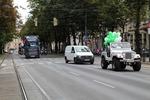 Streetparade am Vienna Summerbreak Festival