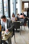 DIE MACHER Business-Frühstück 2018 - Cafe Volksgarten 14386774