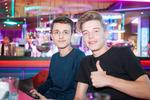 Disco-Bowling mit Live DJ