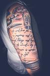 Ich steh auf Tattoo's 14572461