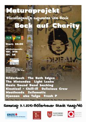 Bock Auf Charity - Maturaprojekt  Hlw/fw Haag