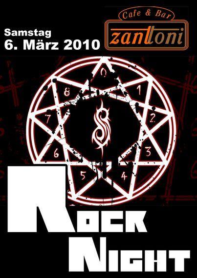 Rock Night@Cafe & Bar Zanttoni