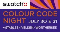 Swatch Colour Code Night@Stables