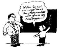 Gruppenavatar von Ich hab kein Problem mit Mathematik, sondern nur damit, dass ich es nie brauchen werde!