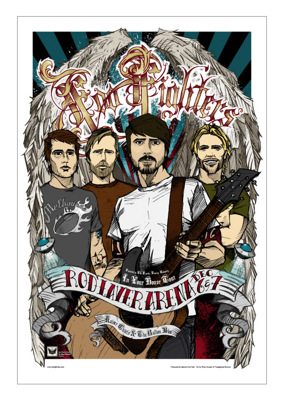 Gruppenavatar von Foo Fighters