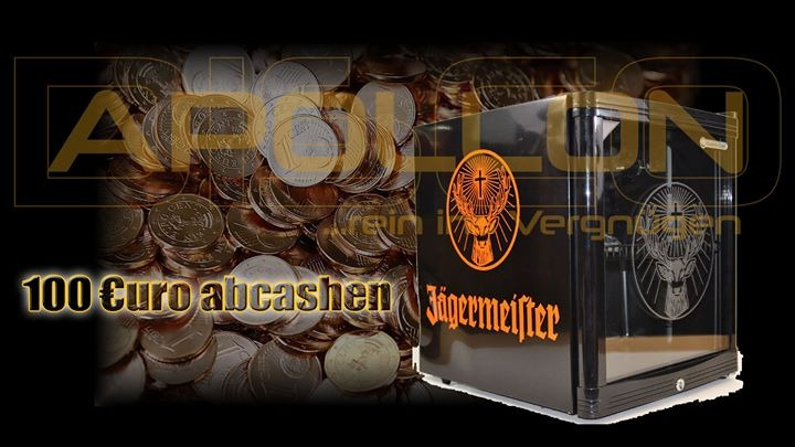 Kühlschrank Jägermeister : Cent party gewinn den coolen jägermeister kühlschrank