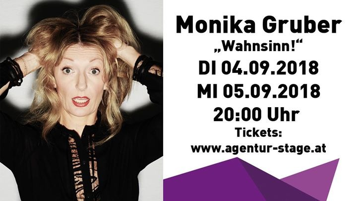 Monika Gruber Wahnsinn 04092018 Helmut List Halle