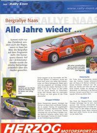 Gruppenavatar von Beste Zeitschrift Rallye u. more
