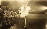 Gruppenavatar von ich habe als kind ballett getanzt.