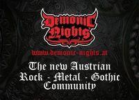 Gruppenavatar von DEMONIC-NIGHTS.at - Rock / Metal