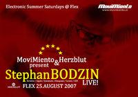 MoviMiento: Stephan Bodzin live!
