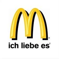 Gruppenavatar von McDonalds braucht einen Lieferservice