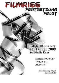Ball des BORG Perg 2009@Stadthalle Enns