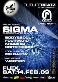 ET Future Beatz Feat. Sigma