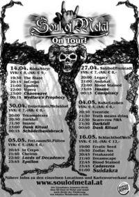 Soul of Metal - On Tour@Freizeitzentrum