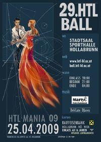 29. HTL Ball Hollabrunn@Sporthalle