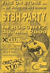 STBH - Party@Steinbruch Röschitz