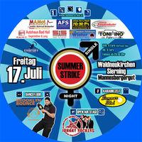 Summer Strike Single Night@Mannesbergergut