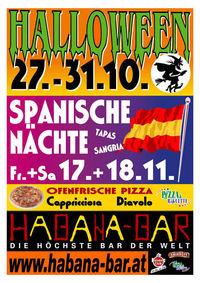 Spanische Nächte@Habana-Bar