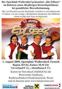 Die Edlseer@Sportplatz