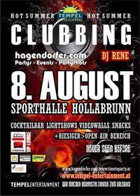 Hot Summer Clubbing@Sporthalle