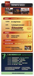 Volksfest Hollabrunn@Messegelände