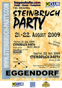 The Original Steinbruch-Party@Steinbruch