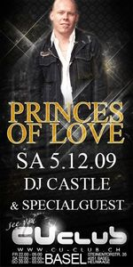 Princes of Love@Cu - Club (Basel)