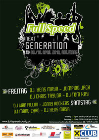 Full Speed Party@Bauer in der Haid