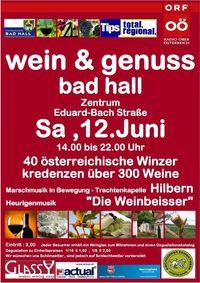Wein & Genuss Bad Hall@Zentrum Bad Hall