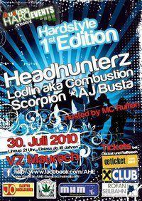 Austrian Hard Events - 1st Edition@Veranstaltungszentrum