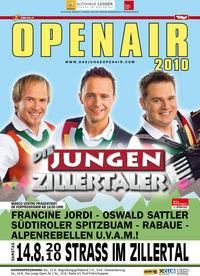 Open Air 2010@GH Pfandler