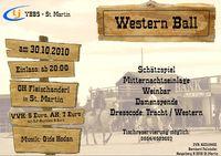 Westernball der Landjugend Ybbs-St.Martin@GH Fleischanderl