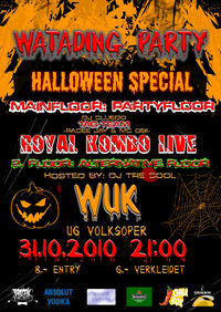 Watading Party - Halloween Special