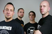 Volbeat & supports - Beyond Hell / Above Heaven Tour 2010
