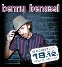Electric city presents Benny Benassi @Salzlager Hall