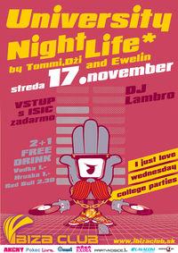 University Night Life