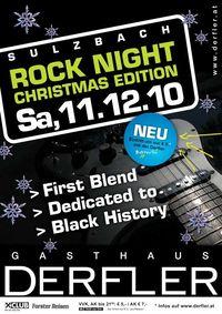 Rock Night Christmas Edition