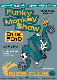 Funky Monkey Show