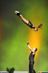 Rock'n'Roll Akrobatik World Masters