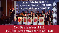 Klaus Niederhuber & Austrian Swing Orchestra@Stadttheater Bad Hall