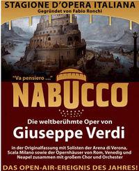 Giuseppe Verdis Nabucco@Stift Seitenstetten