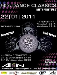 90`s Dance Classics - Best of the years@All iN